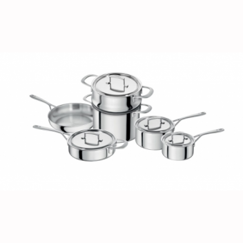 Picture of Zwilling Henckels Sensation 10 piece Cookware Set