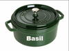 Staub Cast Iron Round French Oven Cocotte 5Qt