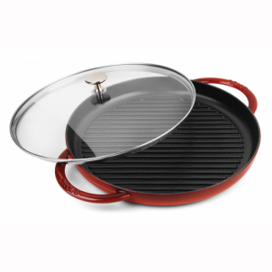 Picture of Staub Cast Iron Steam Grill 12""