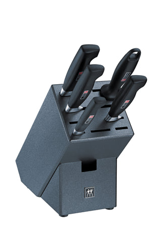 Picture of Zwilling Henckels Twin Four Star II (6 PC Block Set)