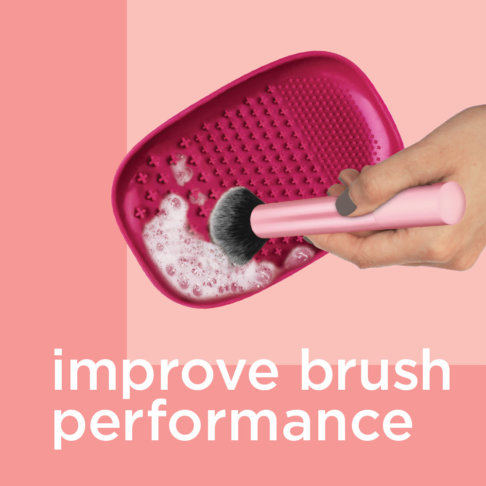 Real Technique Brush cleaning