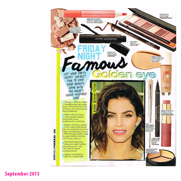 Famous mag Sept 2015