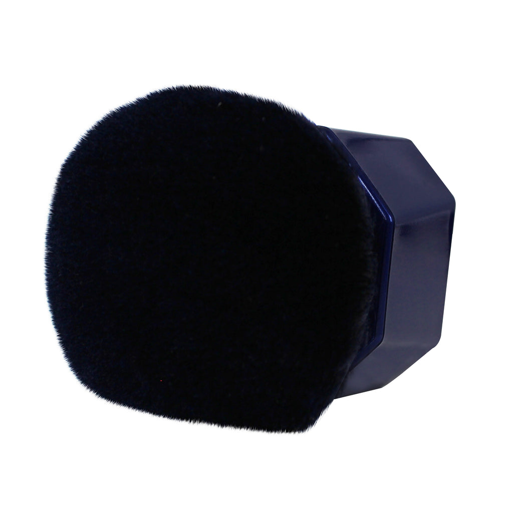 Powder Bleu Plush Kabuki Brush
