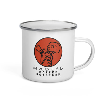 Mad Lab Spirit Enamel Mug