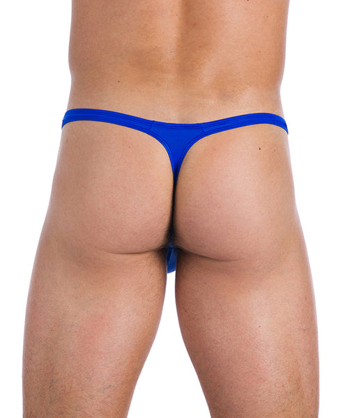 Boy Toy Thong - Blue