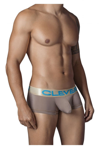 Navy Latin Boxer Brown
