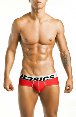 MaleBasics Brief - Red