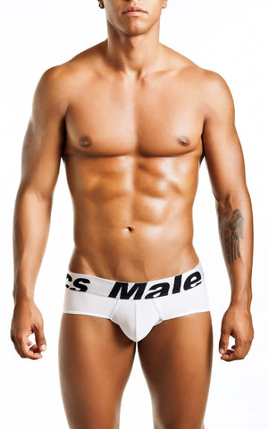 MaleBasics Brief - White