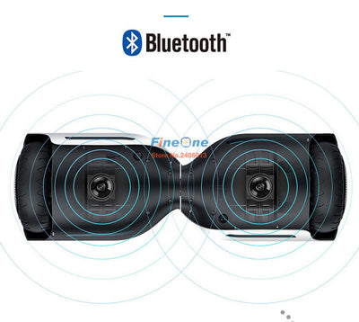 Self Balancing Hoverboard with Remote Bluetooth