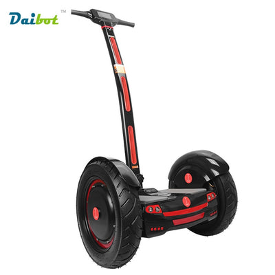 New Daibot A6 1000W Two Wheel Handrail Electric Hoverboard