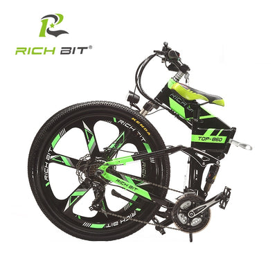 Electric Bicycle 36V*250W 12.8Ah Lithium Battery
