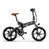 ebike 48V 8Ah Hidden Battery Folding Electric Bike