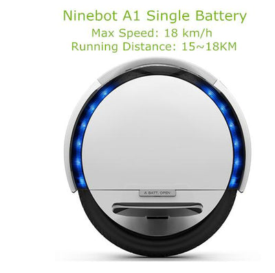 Ninebot One A1 One Wheel Self Balancing Scooter