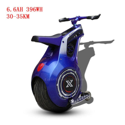 Powerful One Wheel Self Balancing Scooters 19 Inch Motorcycle 800W 60V