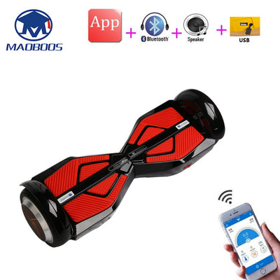 6.5Inch Self Balancing Electric Hoverboard