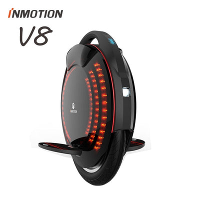Self Balancing Unicycle Bluetooth Sound + Lamps V8
