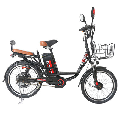20 and 22 inch electric bicycle Removable battery