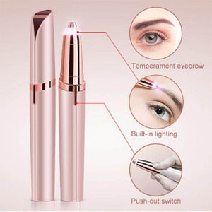 Flawless Precision Eyebrow Epilator
