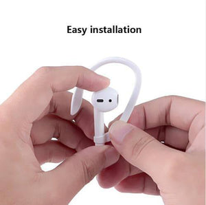 Compatible for Wireless AirPods Accessories EarHooks Ergonomic Design