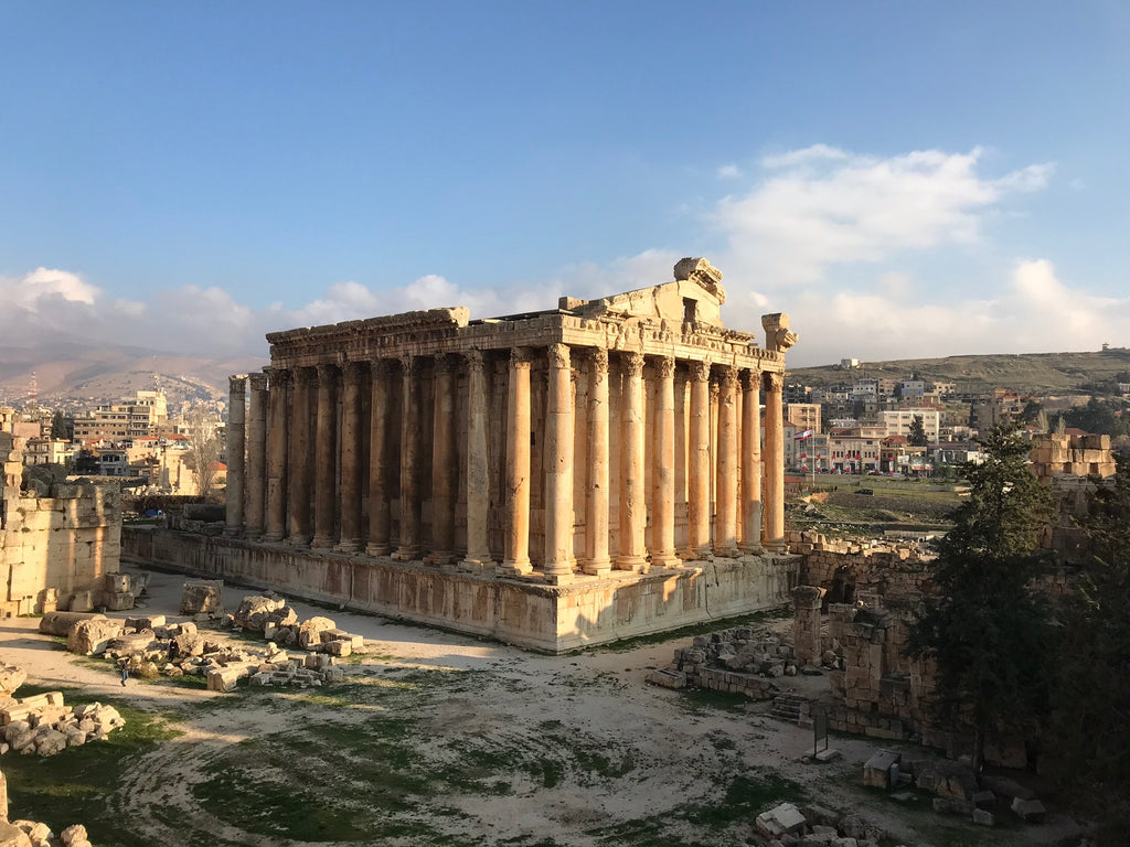 Baalbek Roman Ruins in Lebanon | Einhorn Travel Accessories