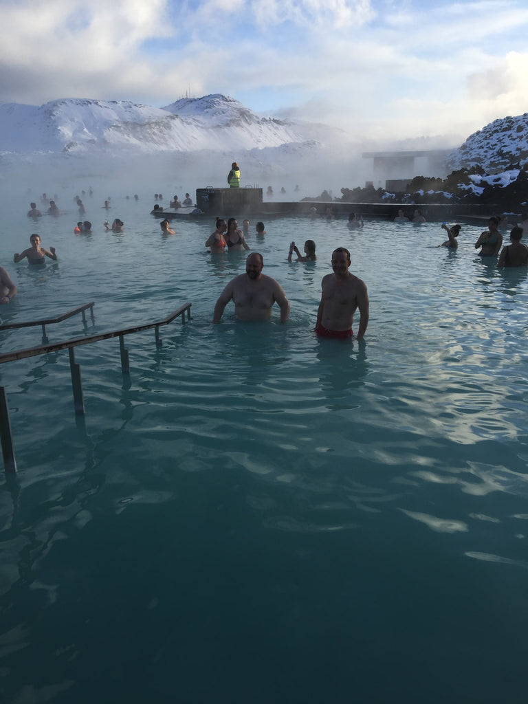 The Blue Lagoon Iceland - Einhorn Travel Accessories