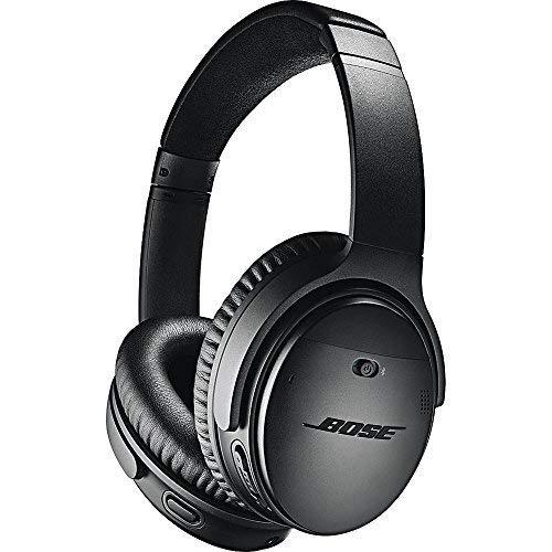 Bose QuietComfort 35 II Headphones with Alexa voice control - Einhorn Travel Accessories
