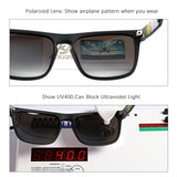 KDEAM Classic Design Mens Sunglasses KD156 - 30 Colours - Einhorn Travel Accessories