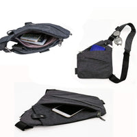 Mens Crossbody Bag - Einhorn Travel Accessories