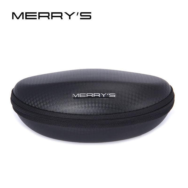 MERRYS Mens and Ladies Sunglasses Case - Einhorn Travel Accessories