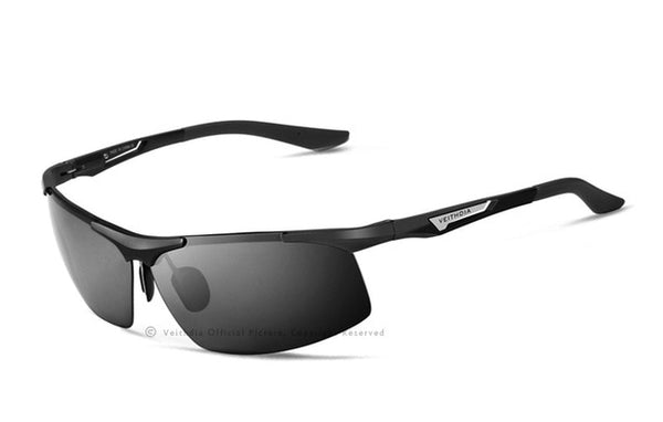 VEITHDIA Aluminum Mens Polarized Sunglasses 6562 - Einhorn Travel Accessories