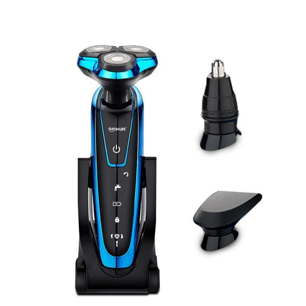 Rechargeable Shaver with Trimmer - Einhorn Travel Accessories