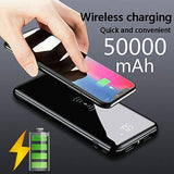Wireless 50000mAh Powerbank - Einhorn Travel Accessories