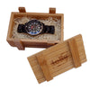 black watches bamboo crate