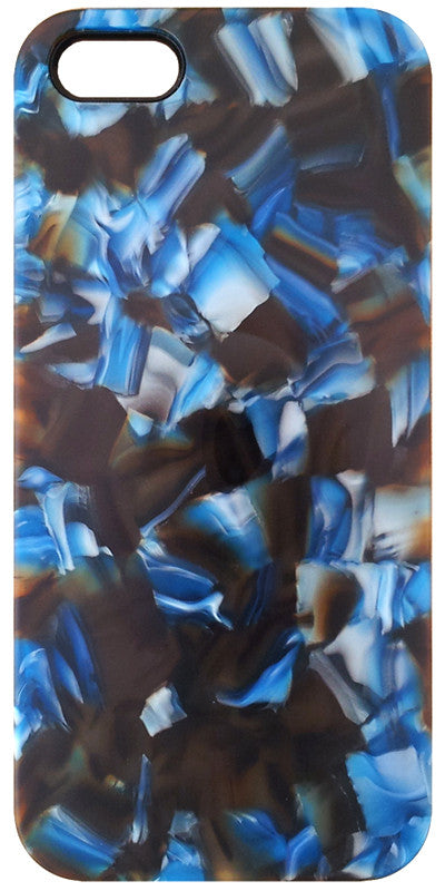 iPhone 5 cases lolly Allsorts Azure Black