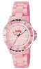pink watches : lolly Eco-Resin strawberry