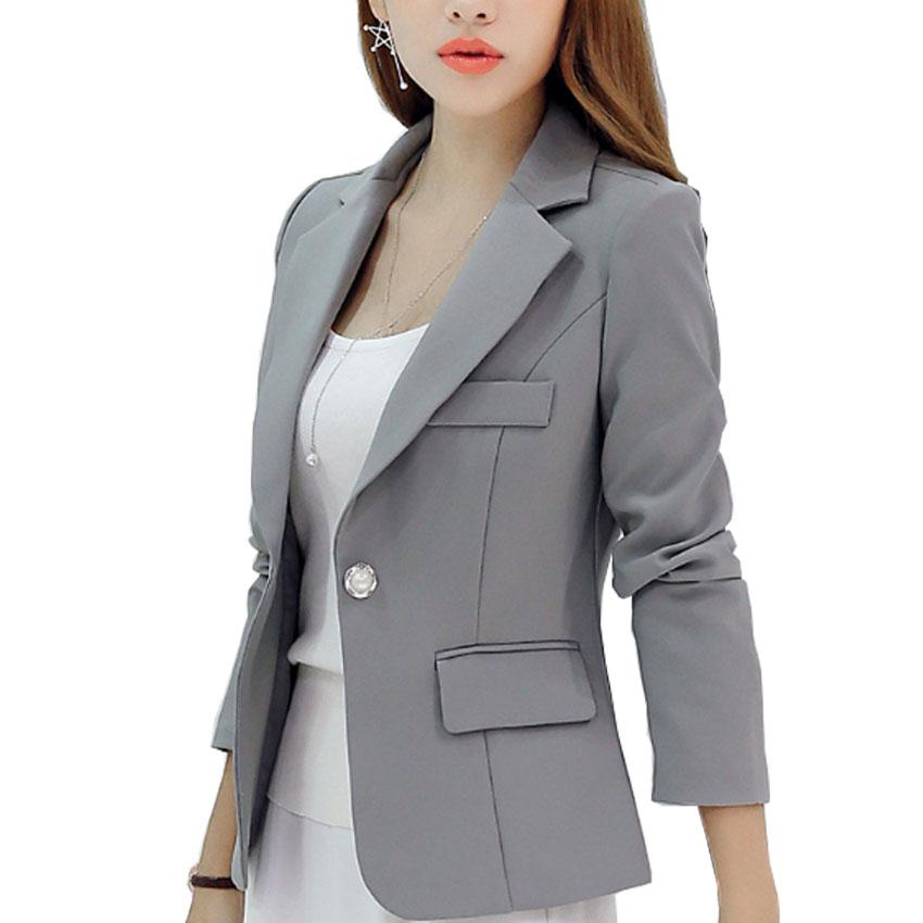 New Long-sleeved Slim Women Blazers And Jackets Small Women Suit Korean Versionuotelab-uotelab