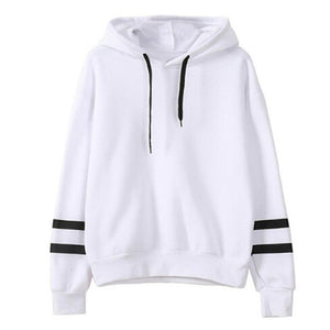 hoodies Sweatshirts pullover women Crop Top Hoodies Sweatshirt For Woman 2017 Autumnuotelab-uotelab