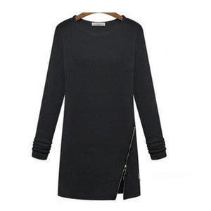 2018 Spring Casual Thin Sweater For Women Long Sleeve O Neck Pulloversuotelab-uotelab