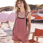 2018 New Sexy Jumpsuit Romper Women Summer Overalls Casual Short Playsuits Distresseduotelab-uotelab