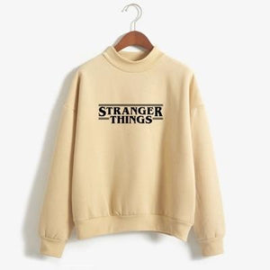 Hoodies Stranger Things Women Hoodie Fleece Harajuku Sweatshirts Autumn Winter Hip Hopuotelab-uotelab