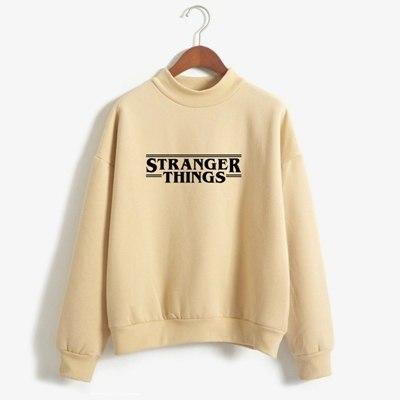 Stranger Things Sweatshirt Women Brand Fashion Casual Autumn Winter Hoodies Fleece Longuotelab-uotelab