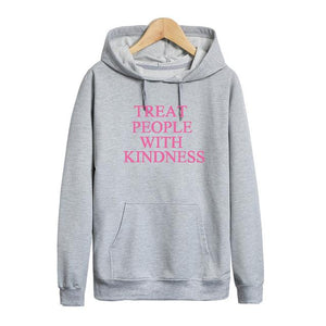 Vsenfo Harry Styles Treat People With Kindness Sweatshirt Women Casual Long Sleeveduotelab-uotelab