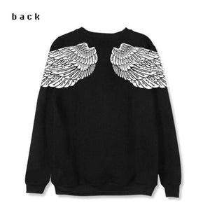 Kpophome BTS Bangtan Boys V The same WINGS unisex spring and autumnuotelab-uotelab