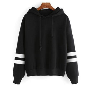 2018 New Autumn Women Hoodie Casual Long Sleeve Hooded Pullover Sweatshirts Hoodeduotelab-uotelab