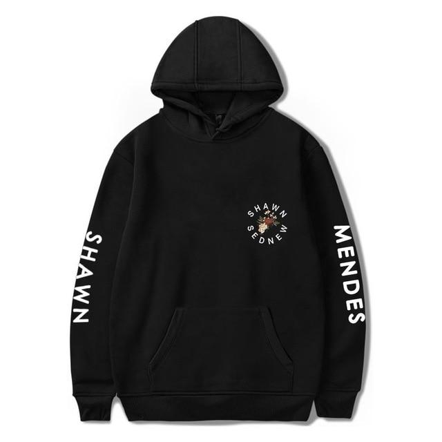New Shawn Mendes Hoodie Autumn Women Hoodies Print Hip Hop Sweatshirts Men'suotelab-uotelab