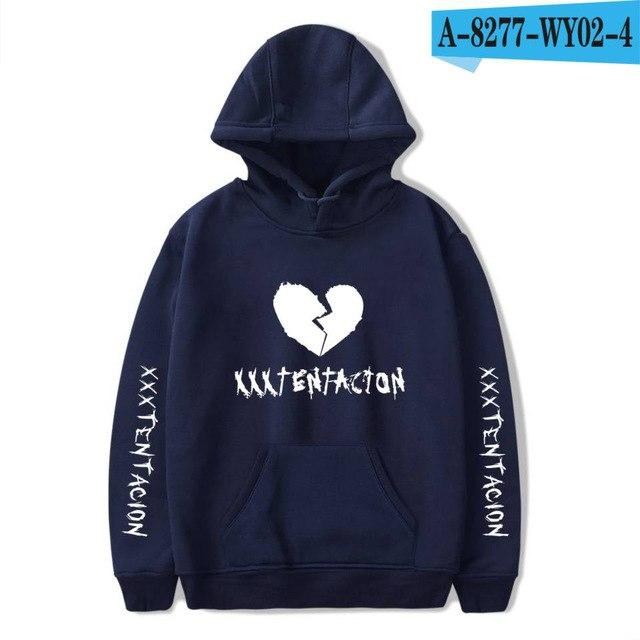 BTS Revenge Kill Fashion Hoodies Men/Women Casual Hip Hop XXXTentacion Sweatshirt Vibesuotelab-uotelab