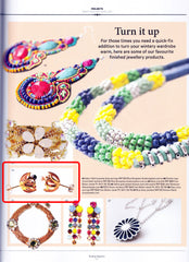 Little Rambutan Press - Beading Magazine Vol 7 No.4