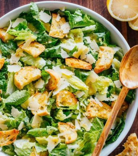 Chopped Caesar Salad