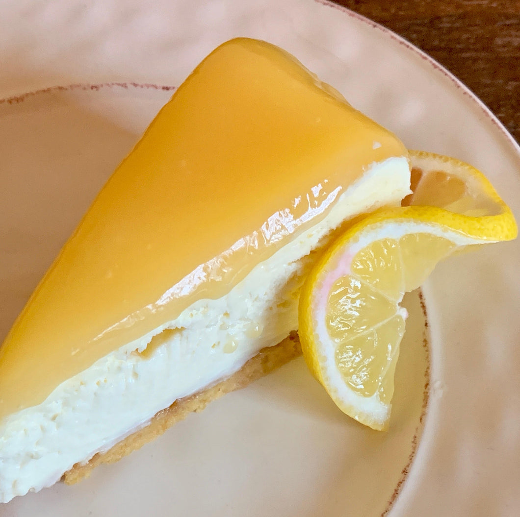Nell's Lemon Cheesecake