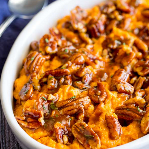 Whipped Sweet Potatoes